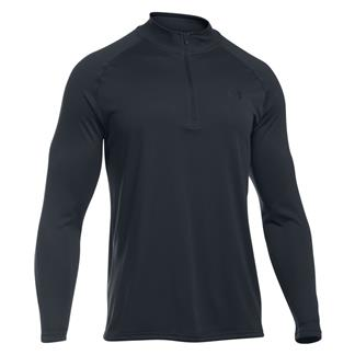 Under Armour Tactical 1/4 Zip Jacket Dark Navy Blue / Dark Navy Blue