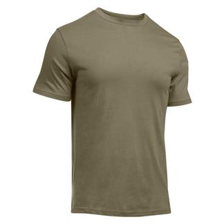 Under Armour Tactical Charged Cotton T-Shirt Army Tan