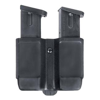 Blackhawk Double Stack Double Mag Case Black Matte
