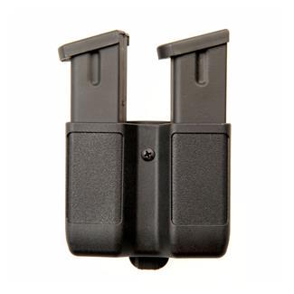 Blackhawk Double Stack Double Mag Case Black Matte