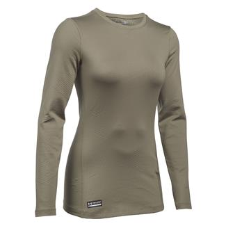 Under Armour Tactical ColdGear Infrared Crew Shirt Army Tan