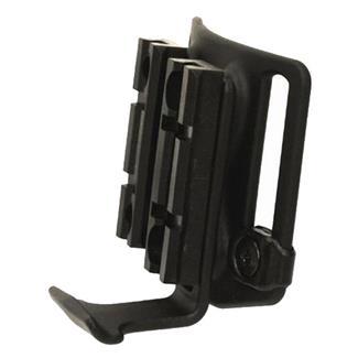 Blackhawk Dual Rail Accessory Belt Loop Black