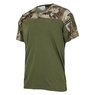 Under Armour Tactical Combat Shirt Ridge Reaper Barren / Marine OD Green Desert Sand