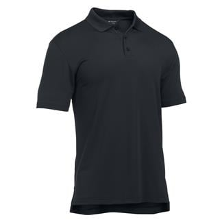 Under Armour Tactical Performance Polo Black / Black
