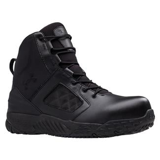 Under Armour Tactical Zip 2.0 Protect Black / Black / Black