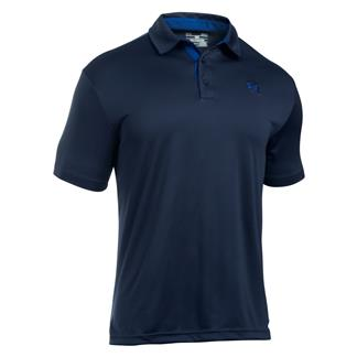 Under Armour Leaderboard Polo Midnight Navy / Blue