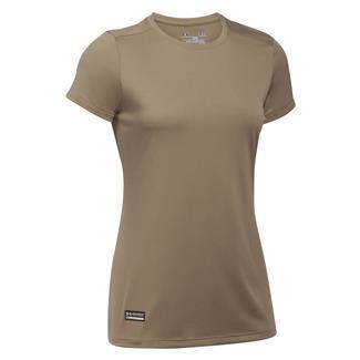 Under Armour Tech Tactical T-Shirt Army Tan