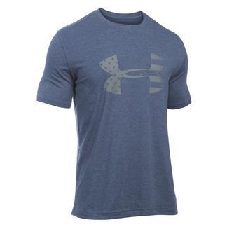 Under Armour Tonal Big Flag Logo T-Shirt Academy