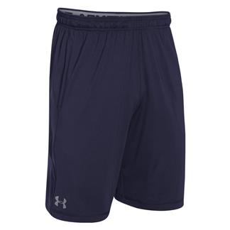Under HeatGear Armour Raid Shorts Midnight Navy / Steel