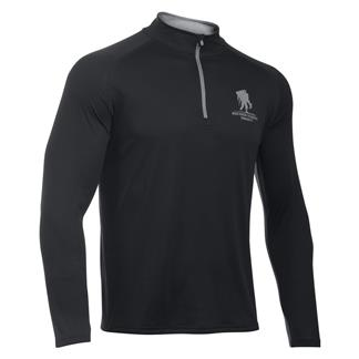 Under Armour WWP Tech 1/4 Zip Pullover Black / Storm