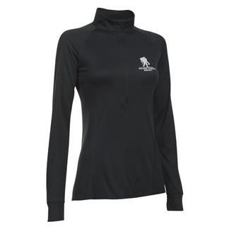 Under Armour WWP Tech 1/2 Zip Pullover Black / Glacier