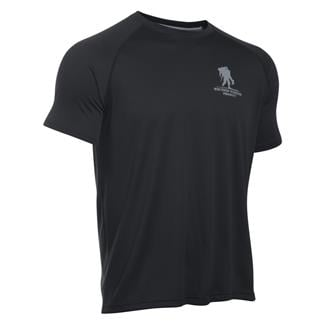 Under Armour WWP Tech T-Shirt Black / Storm