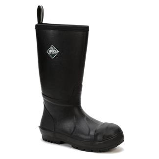 Muck Chore Resistant Tall ST WP Black / Black