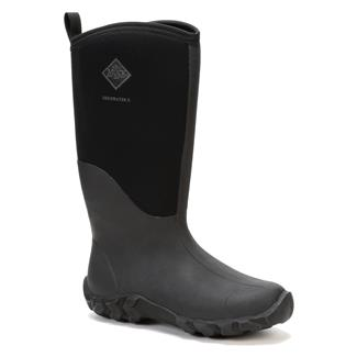 Muck Edgewater II Tall WP Black