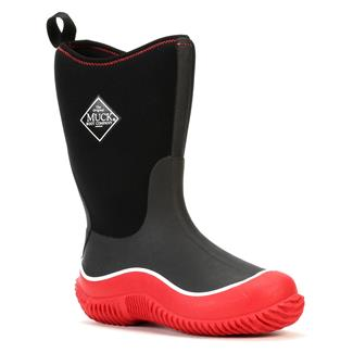 Kids' Muck Hale WP Red / Black