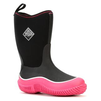 Kids' Muck Hale WP Pink / Black