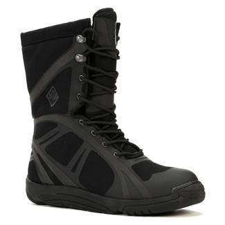 Muck Pursuit Shadow Lace Mid WP Black / Carbon