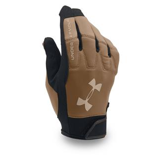 Under Armour Tactical Service Gloves Coyote Brown / Desert Sand