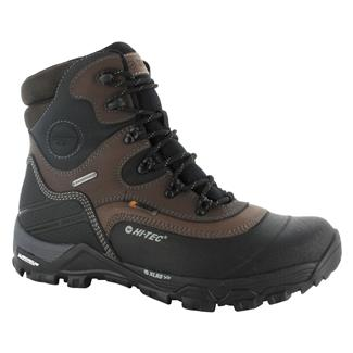 Hi-Tec Trail OX Winter Mid 200G i WP Black / Chocolate