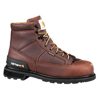 """Carhartt 6"""" Lace to Toe WP Camel Brown"""