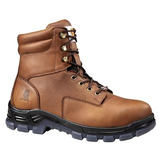 "Carhartt 8"" Work Boot WP Brown"