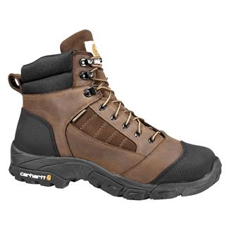 Carhartt Lightweight Work Hiker WP Dark Bison Brown