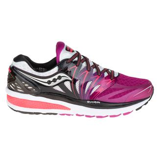 Saucony Hurricane Iso 2 Purple / Black / White