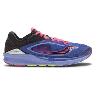 Saucony Kinvara 7 Purple / Black / Pink