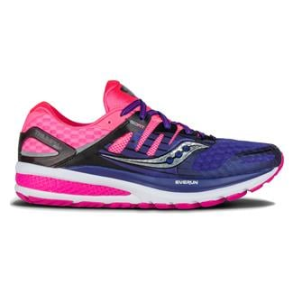 Saucony Triumph Iso 2 Purple / Pink / Silver