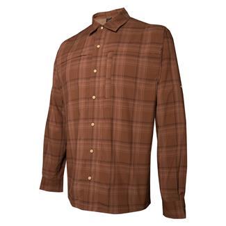 Vertx Speed Concealed Carry Long Sleeve Shirt Bark