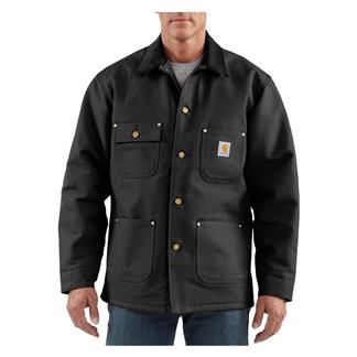 Carhartt Duck Chore Coat Black