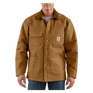 Carhartt Duck Chore Coat Carhartt Brown