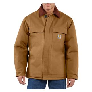 Carhartt Duck Traditional Coat Carhartt Brown