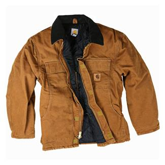 Carhartt Sandstone Traditional Coat Carhartt Brown