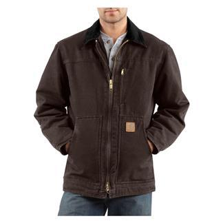 Carhartt Ridge Coat Dark Brown