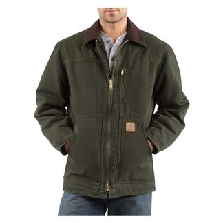 Carhartt Ridge Coat Moss