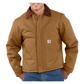 Carhartt Duck Traditional Jacket Carhartt Brown