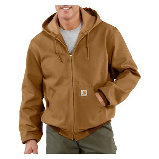 Carhartt Thermal Lined Duck Active Jacket Carhartt Brown