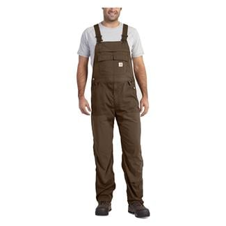 Carhartt Force Extremes Bib Overalls Coffee