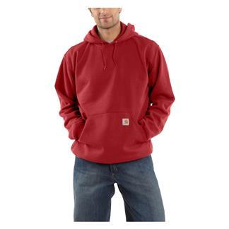 Carhartt Midweight Hoodie Dark Crimson