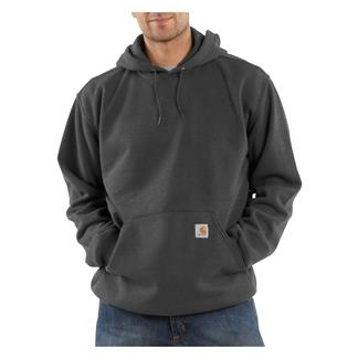 Carhartt Midweight Hoodie Charcoal Heather