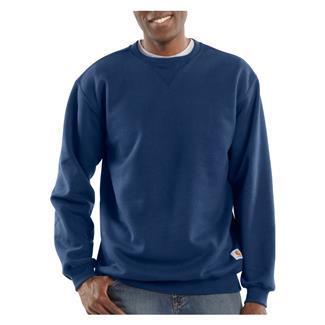 Carhartt Midweight Crewneck Sweatshirt New Navy