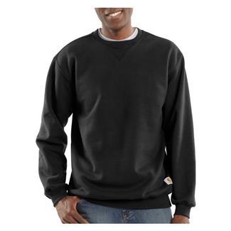 Carhartt Midweight Crewneck Sweatshirt Black