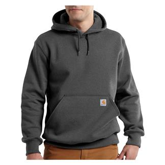 Carhartt Rain Defender Paxton Heavyweight Hoodie Carbon Heather