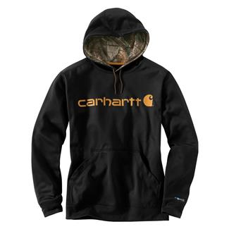Carhartt Force Extremes Signature Logo Hoodie Black