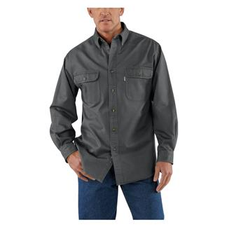 Carhartt Oakman Work Shirt Gravel