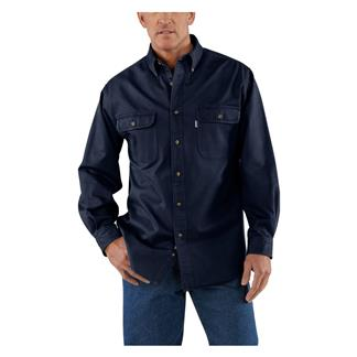 Carhartt Oakman Work Shirt Midnight