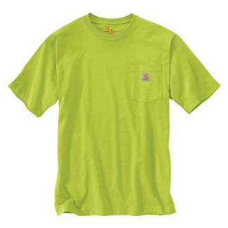 Carhartt Workwear Pocket T-Shirt Sour Apple