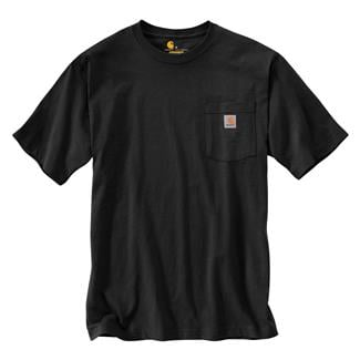 Carhartt Workwear Pocket T-Shirt Black