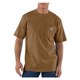 Carhartt Workwear Pocket T-Shirt Carhartt Brown